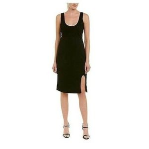 Alexia Admor Gigi Tank Dress 2 Front Slit Scoop